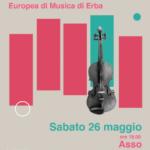 Concerto 26 Maggio