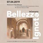 "In concerto per ""Ignote Bellezze"""