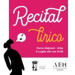 Recital Lirico