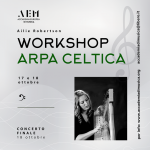 Workshop Arpa Celtica