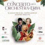 Concerto inaugurale Orchestra in Erba