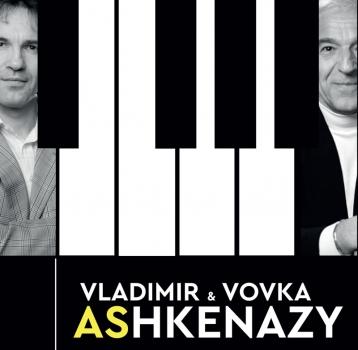 Vladimir e Vovka Ashkenazy – 2 giugno 2017