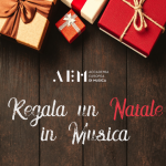 Regala un Natale in Musica!