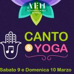 Seminario di Canto e Yoga