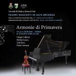"""Concerto """"Armonie di Primavera"""""""