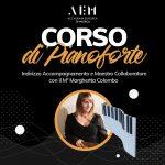 Corso Pianoforte – Indirizzo Accompagnamento e Maestro Collaboratore