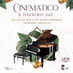 Cinematico: il pianoforte jazz